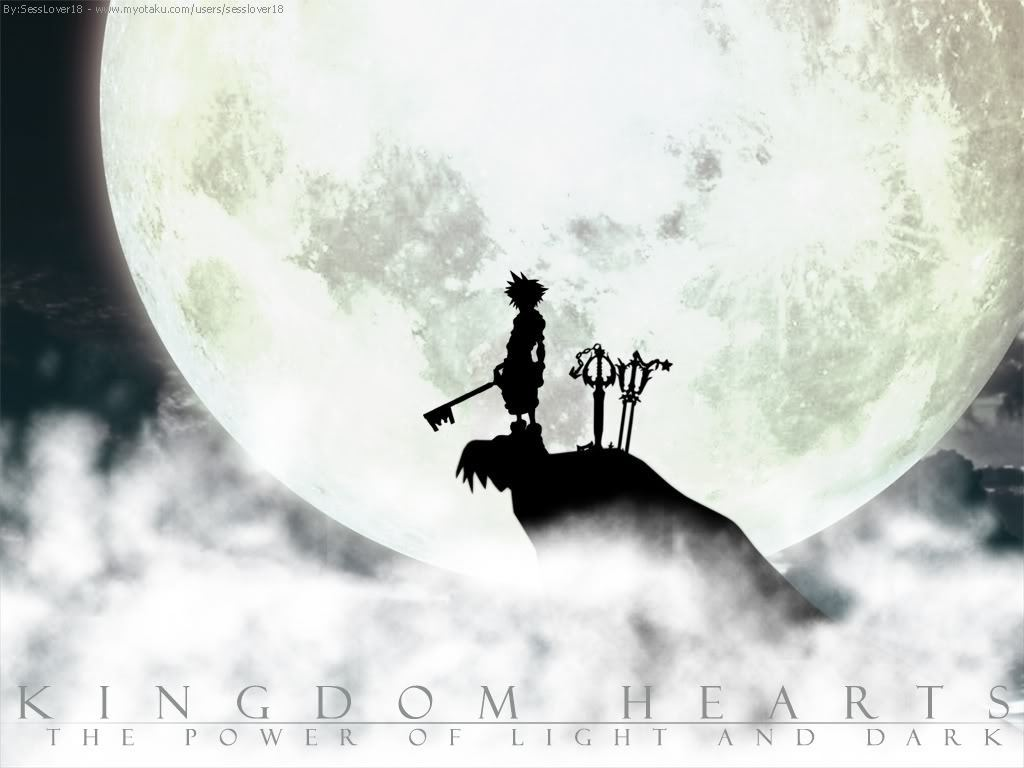 kingdom hearts background - photo #32
