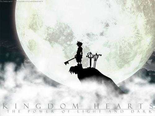 Kingdom Hearts দেওয়ালপত্র