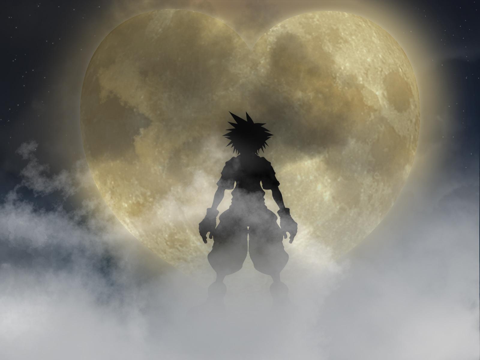 Kingdom Hearts fond d'écran