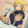 Kirino & Kyousuke - ore-no-imouto-ga-konna-ni-kawaii-wake-ga-nai photo