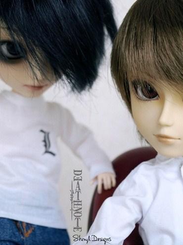 L(デスノート) and L(デスノート)