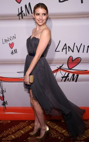 Launch Of Lanvin For H&M - November 18, 2010