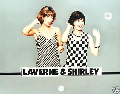 Laverne & Shirley wallpaper called Laverne & Shirley