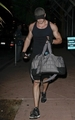 Leaving the gym in Hollywood - 15 Nov 2010 - twilight-series photo