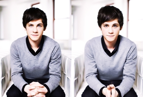 Logan Lerman wallpaper with a well dressed person, a pantleg, and a leisure wear called Logan Lerman