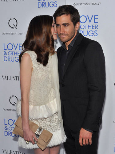 Love and Other Drugs NY Premiere