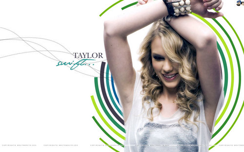Lovely Taylor Wallpaper