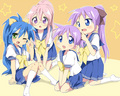 Lucky star - lucky-star wallpaper