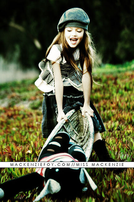 Mackenzie Foy - renesmee-carlie-cullen photo