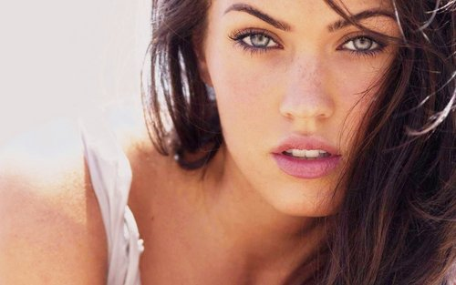 Megan Fox wallpaper with a portrait and attractiveness entitled Megan