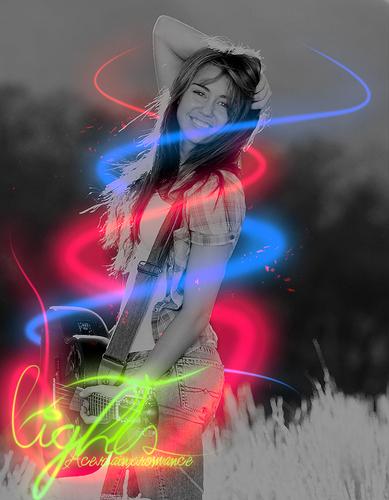 Miley Fanart