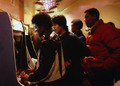 Mj-adorable-playing video-games  - michael-jackson photo