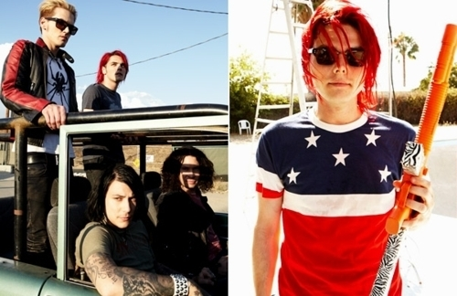 My Chemical Romance in SPIN Magazine (outtakes) - gerard-way Photo