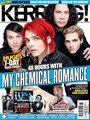 My Chemical Romance on Kerrang! Magazine - gerard-way photo