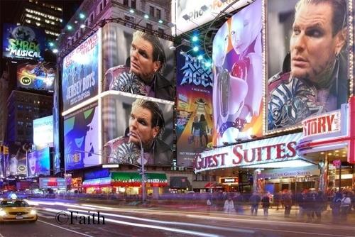 My Jeff Hardy ファンアート