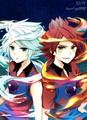 Nagumo e Suzuno 2