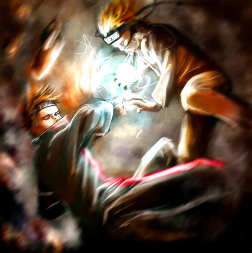 火影忍者 VS Pain!