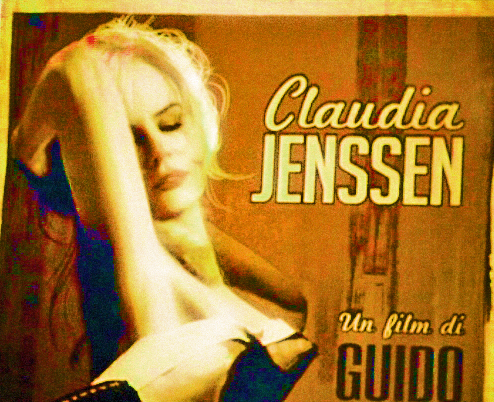 Nicole as Claudia Jenssen