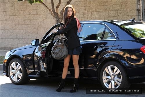 Nina in Los Angeles, CA - 15.11.2010