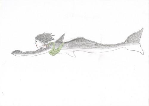 North sea mermaid