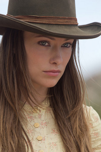 Olivia Wilde as Ella in 'Cowboys & Aliens'