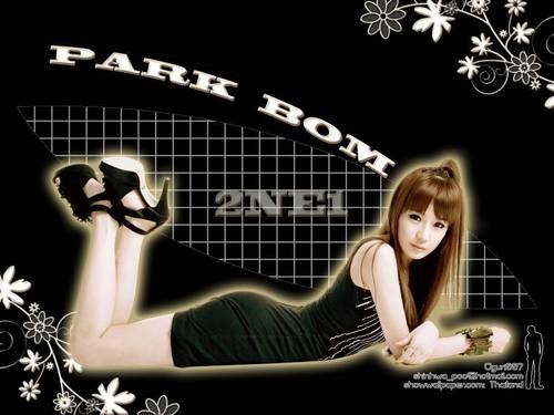 Park Bom fond d'écran