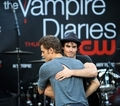 Paul and Ian♥♥  - the-vampire-diaries-actors photo