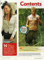 People Magazine – Sexiest Man Alive Issue – Nov 2010 - twilight-series photo