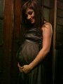 Pregnant Lacey - flyleaf photo