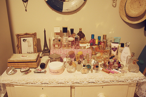 Princess's boudoir