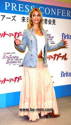 Promotion For Album 'Britney',2001