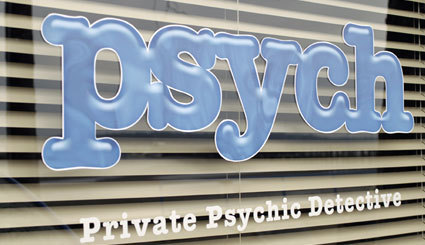 Psych - Season 1 episode 2