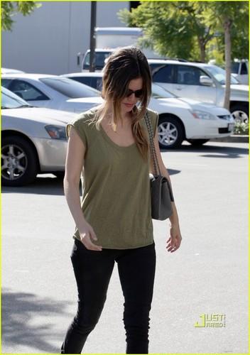 Rachel out in Glendale