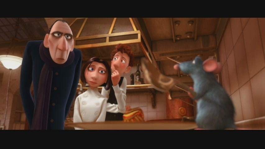 Ratatouille (2007) Dvdrip Xvid-Claimex | family video new ...