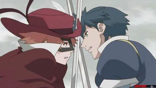 RomeoxJuliet fight