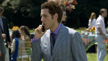 Royal Pains wallpaper containing a business suit entitled Royal Pains - Season 1 episode 12