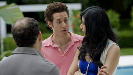 Royal Pains wallpaper called Royal Pains - Season 1 episode 8