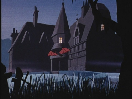 Scooby-Doo wallpaper probably containing a school and a lychgate called Scooby-Doo, Where Are You! - The Original Intro