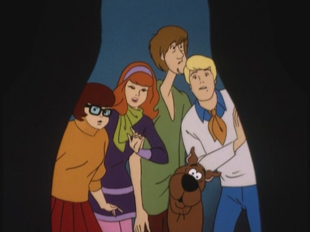 Scooby-Doo, Where Are You! - What a Night for a Knight - 1.01