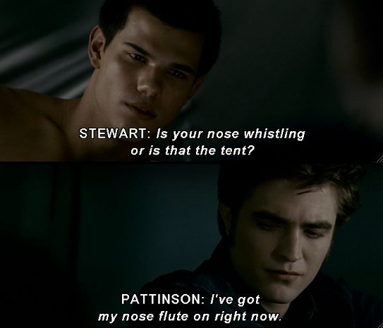 Screencaps from 'Eclipse' Commentary