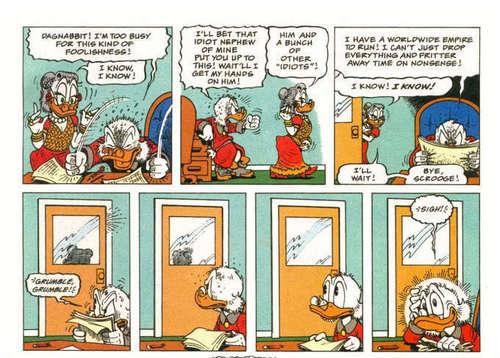 Scrooge and Goldie 2
