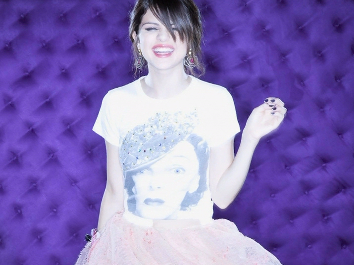 Selena fotografia
