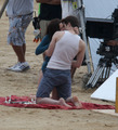 Set Photos Of Breaking Dawn