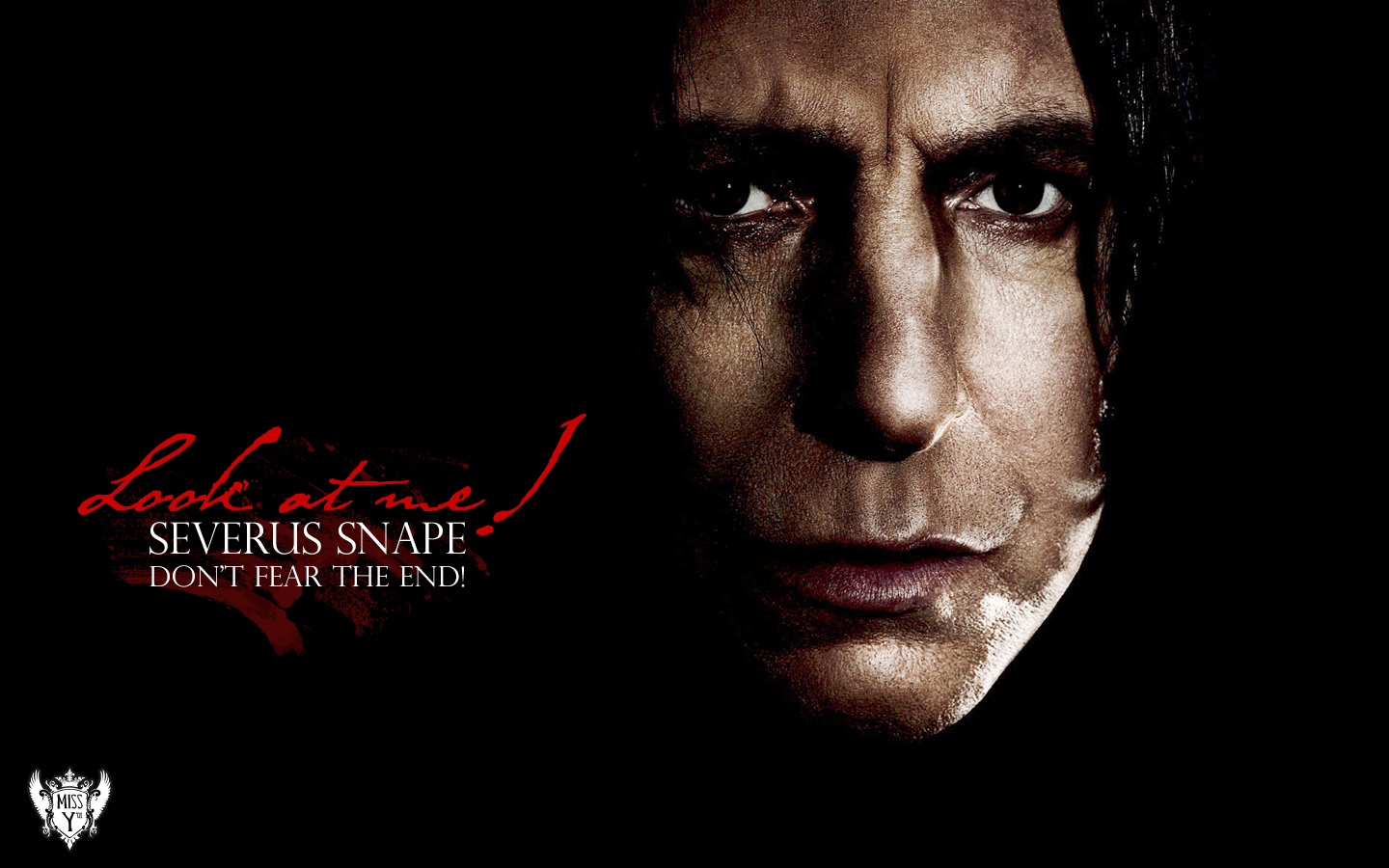 Severus Snape images Severus Snape - Look at me HD ...