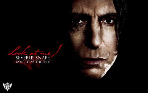 Severus Snape - Look at me