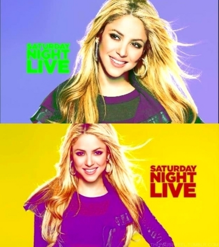 Shakira - SNL