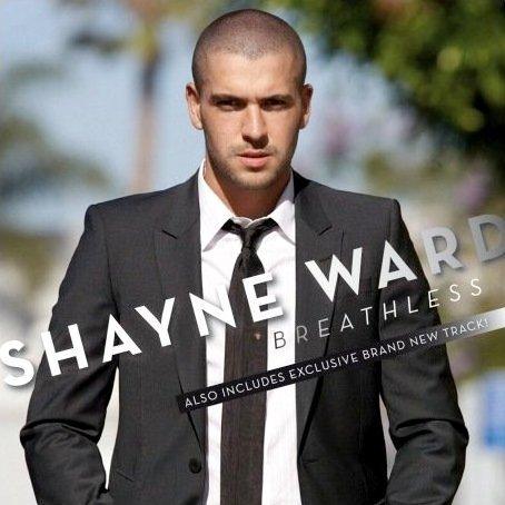 Shayne Ward Breathless (He Leaves Me Breathless) :) x