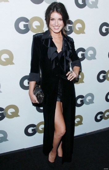 "Shenae Grimes 17-11-2010 GQ 2010 ""Men Of The Year"" Party"