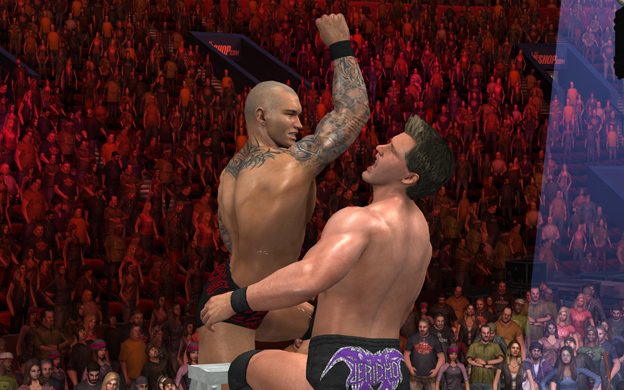 Smackdown vs Raw 2011