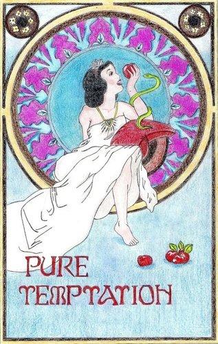 Snow White - 'Pure Temptation'
